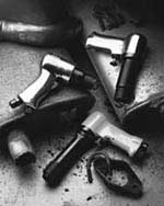 Air hammer menu page link