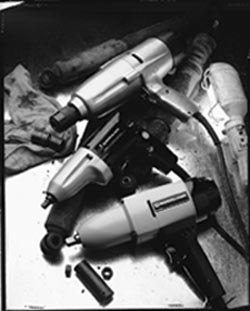 Electric tools menu page link
