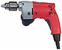 "Milwaukee 0324-6 1/2"" electric drill"