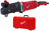 "Milwaukee 1680-21 1/2"" Electric Super Hawg drill"