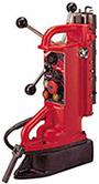 Milwaukee 4203 magnetic drill press - variable base (base only)