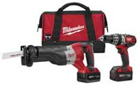 Milwaukee 2694-22 18v tool kit